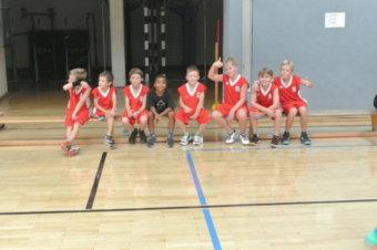 Das erste mal mit der neuen MU12 bei der Basketball-Olympiade