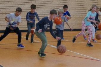 TV Heppenheim – Die Basketballer an der Eichendorf-Schule in Kirschhausen