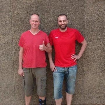 BlackDogs haben 2 neue Trainer mit C-Lizenz