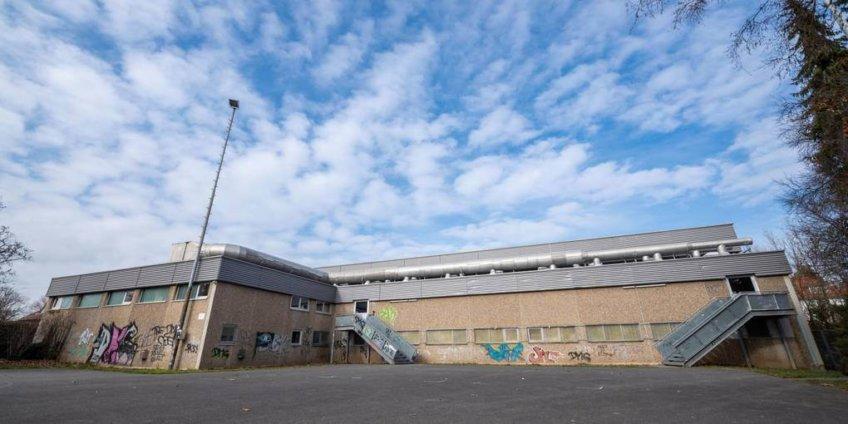 Eine neue Nibelungenhalle für Heppenheim