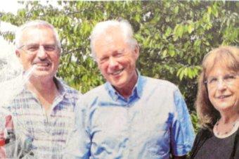 Hans Baumgartner wurde 70