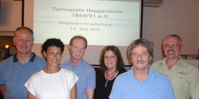 TV Heppenheim will der mitgliederstärkste Club bleiben