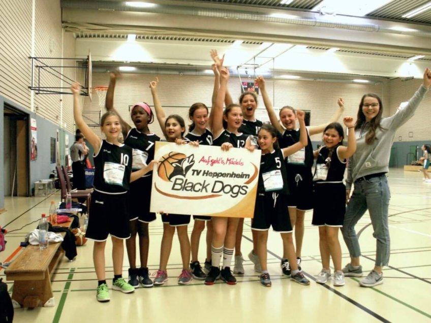 Deutlicher Sieg der WU12 in Dreieichenhain