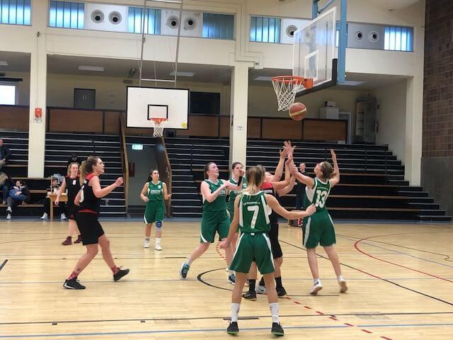 1. Damen gewinnen wichtiges Spiel gegen Gelnhausen