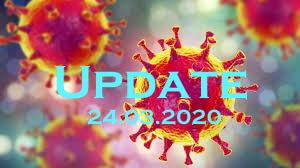 Update: Auswirkung wegen des Corona-Virus