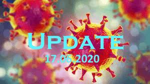 Umsetzung der Lockerungen vom 10.06.2020