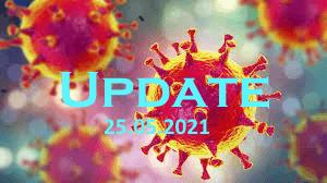Corona Update 25.05.2021